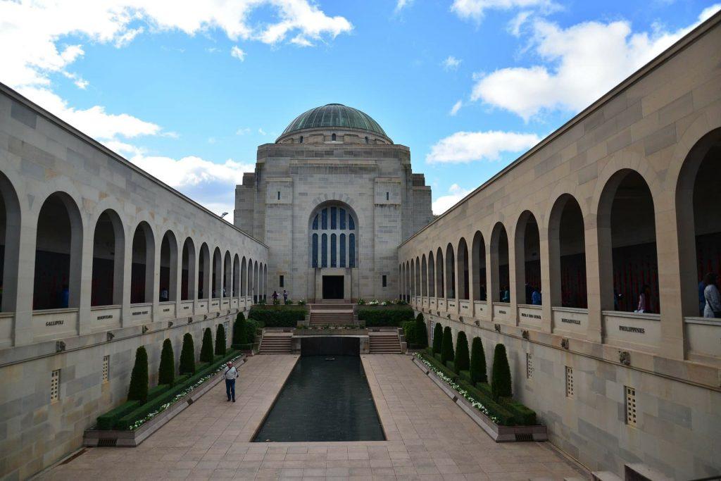 Memorial Australiano de Guerra em Camberra