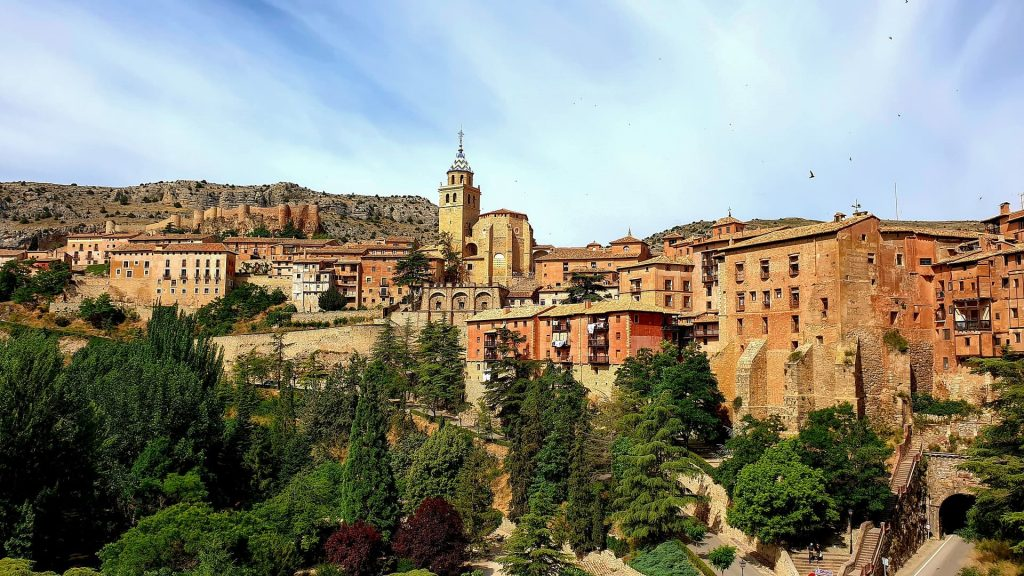 Albarracin, um vilarejo medieval na Espanha
