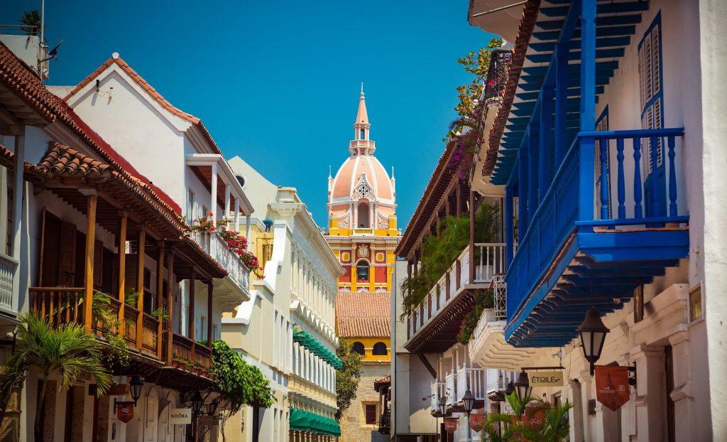 Aniversario de casamento em Cartagena na Colombia