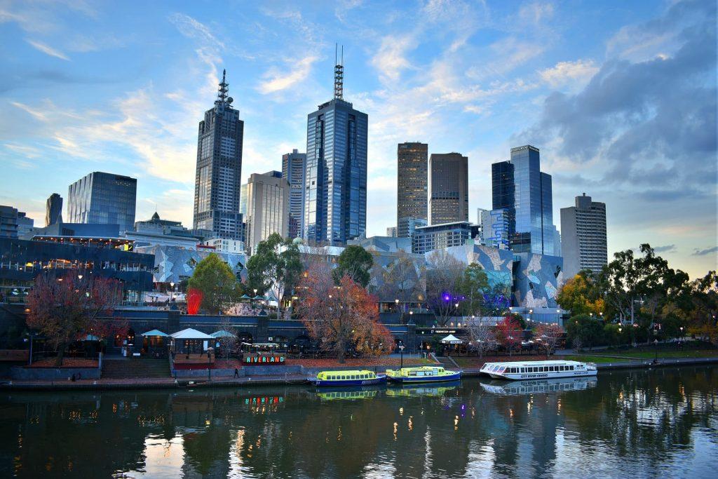 Aniversario de casamento em Melbourne na Austrália