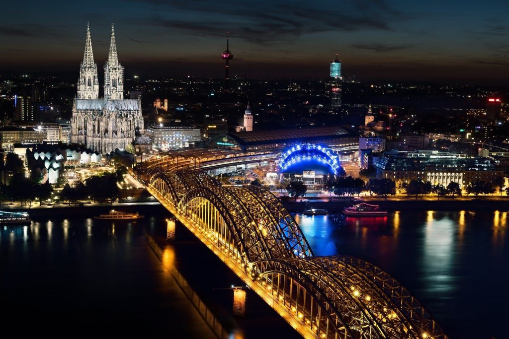 Colonia na Alemanha