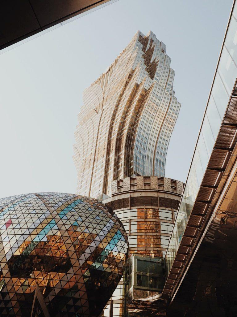 Casino Grand Lisboa em Macau