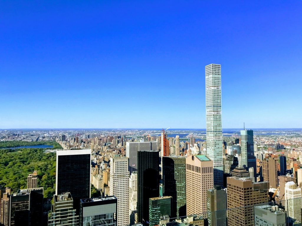 Prédio mais alto de Nova York, 432 Park Avenue