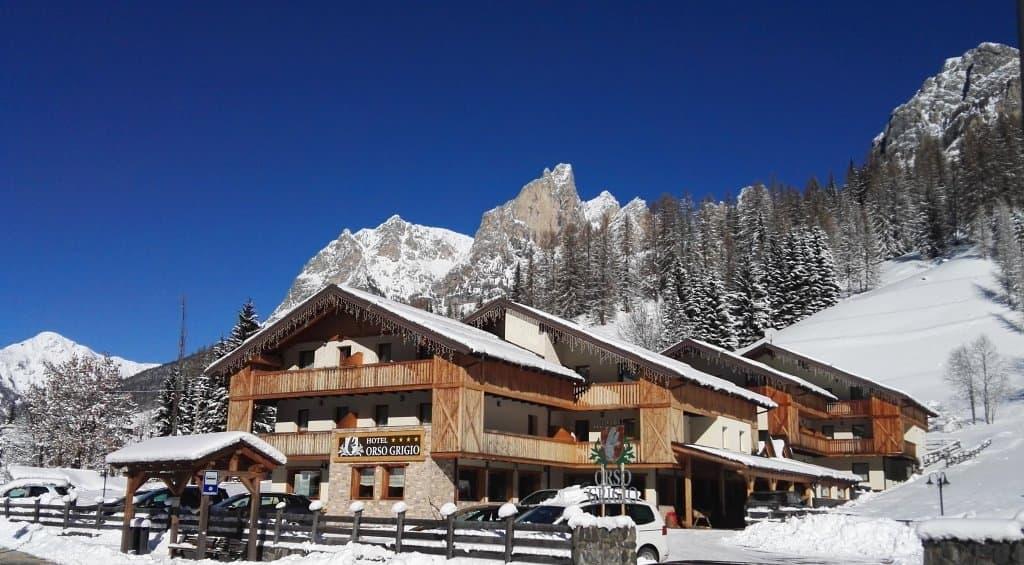 Hotel Orso Grigio na Itália