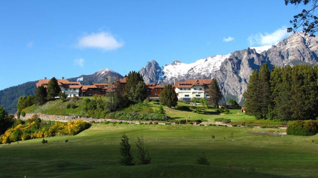 Destino de montanha em Bariloche na Argentina