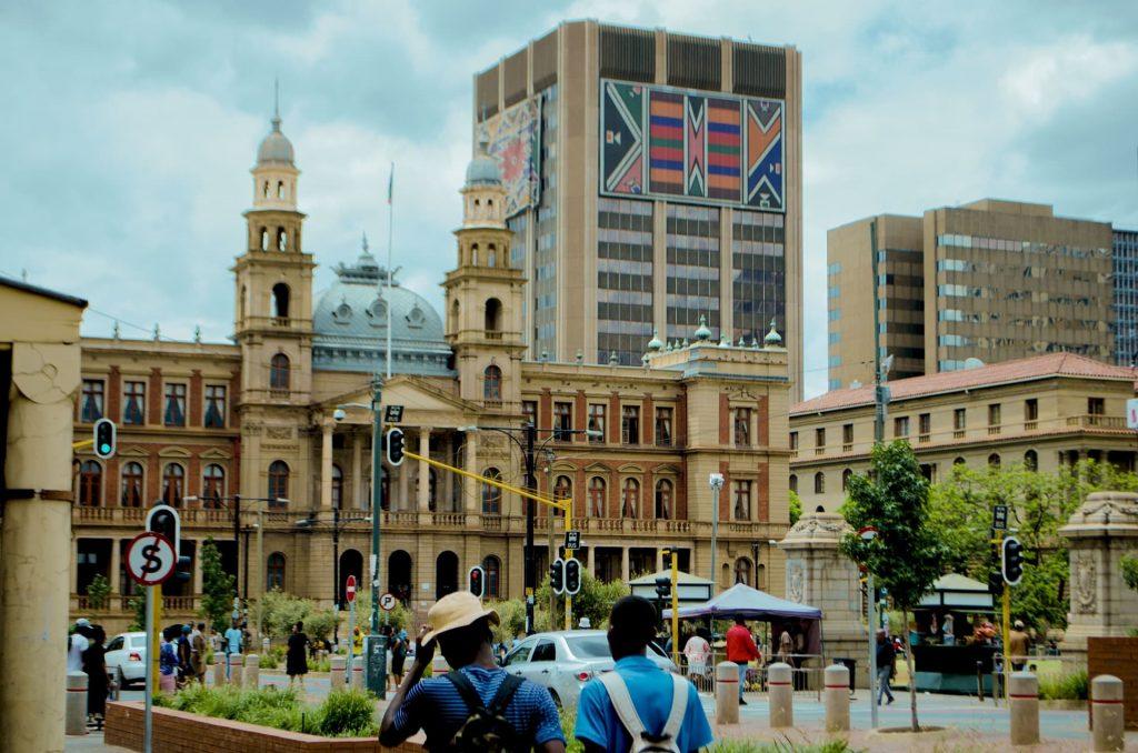 Qual é a capital da Africa do Sul?