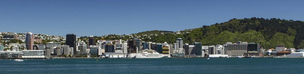 Qual é a capital da Nova Zelândia