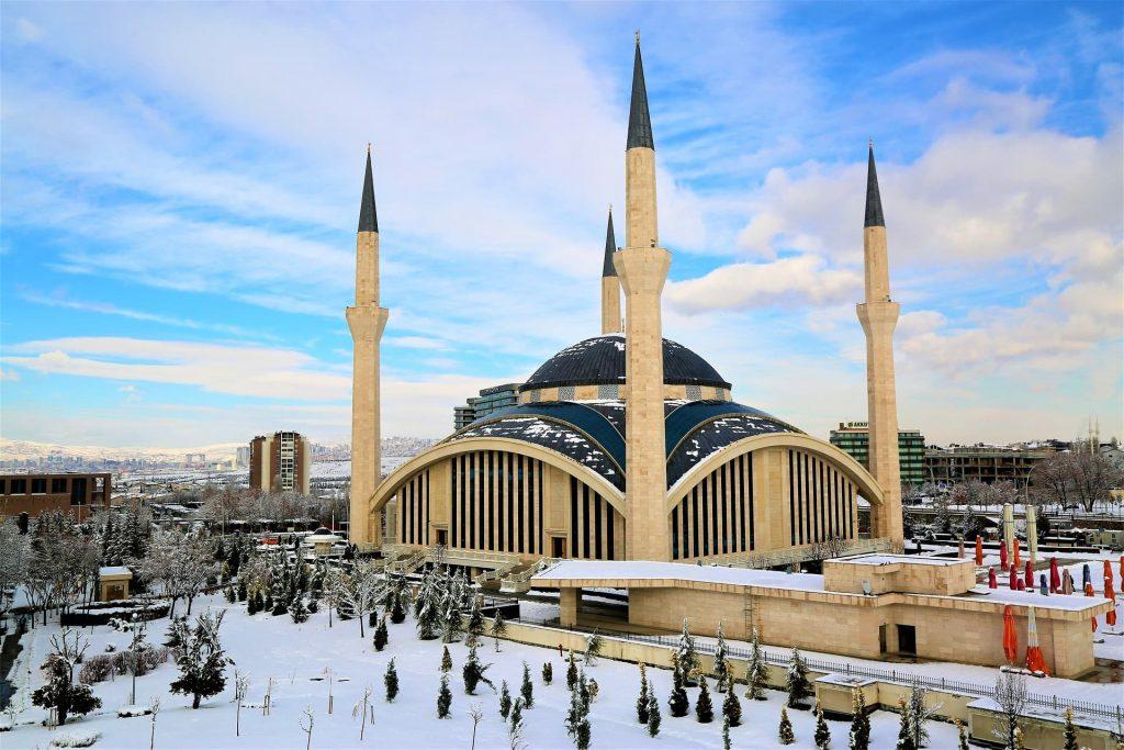 Qual é a capital da Turquia?