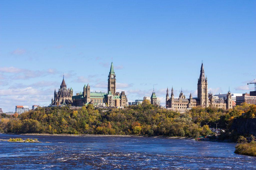 Qual é a capital do Canada?