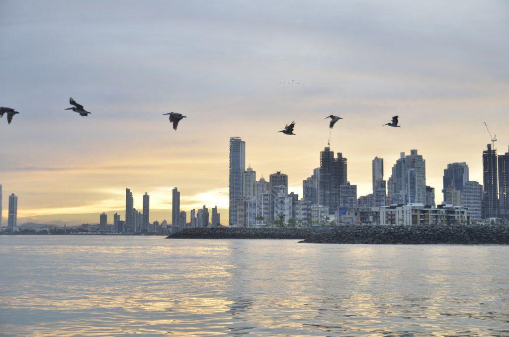 Foto da Cidade do Panamá