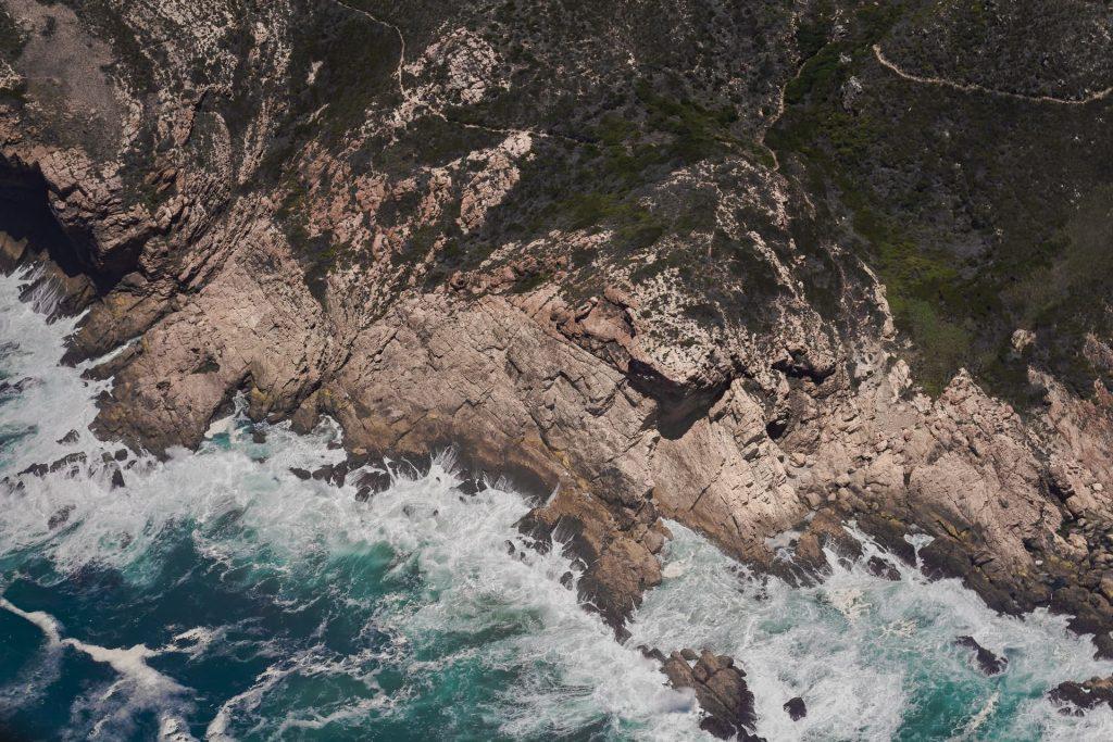 Mossel Bay na Africa do Sul