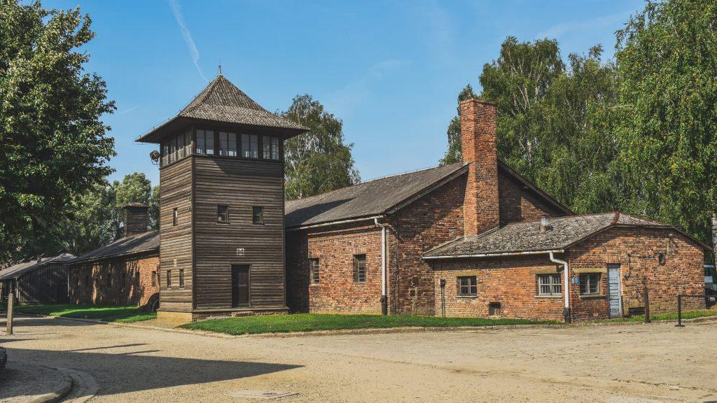 Auschwitz na Polônia