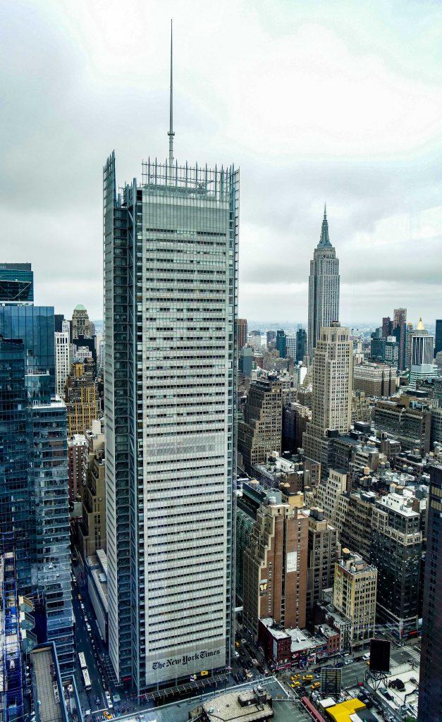 Prédios mais altos de Nova Iorque