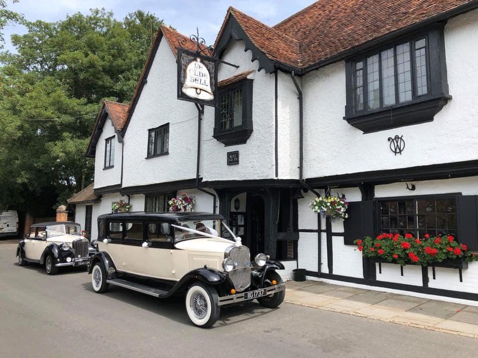 Hotel The Olde Bell na Inglaterra
