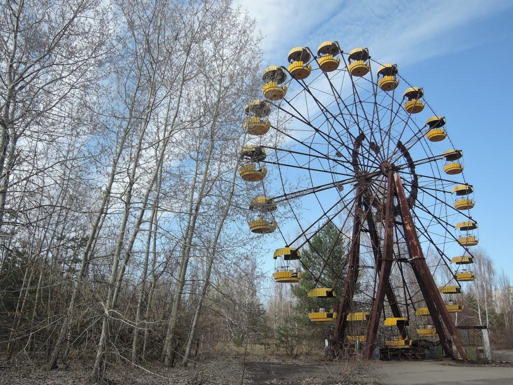 Chernobyl na Ucrânia