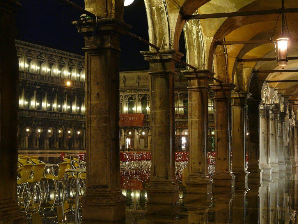 O Fenômeno Acqua Alta em Veneza