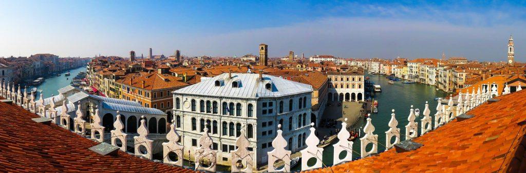 Veneza na Itália