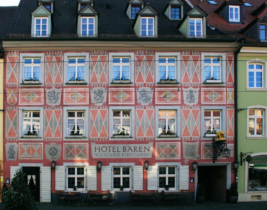 Hotel Zum Roten Bären na Alemanha