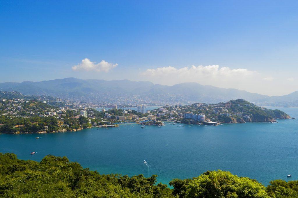 Acapulco, no México