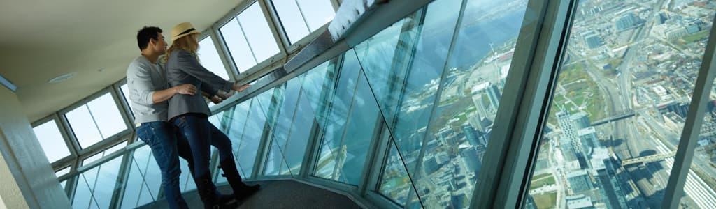 CN Tower Toronto Skypod