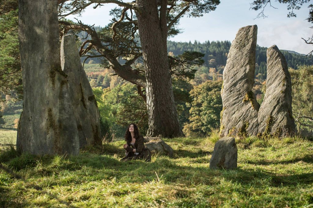 Craig na Dun, Outlander