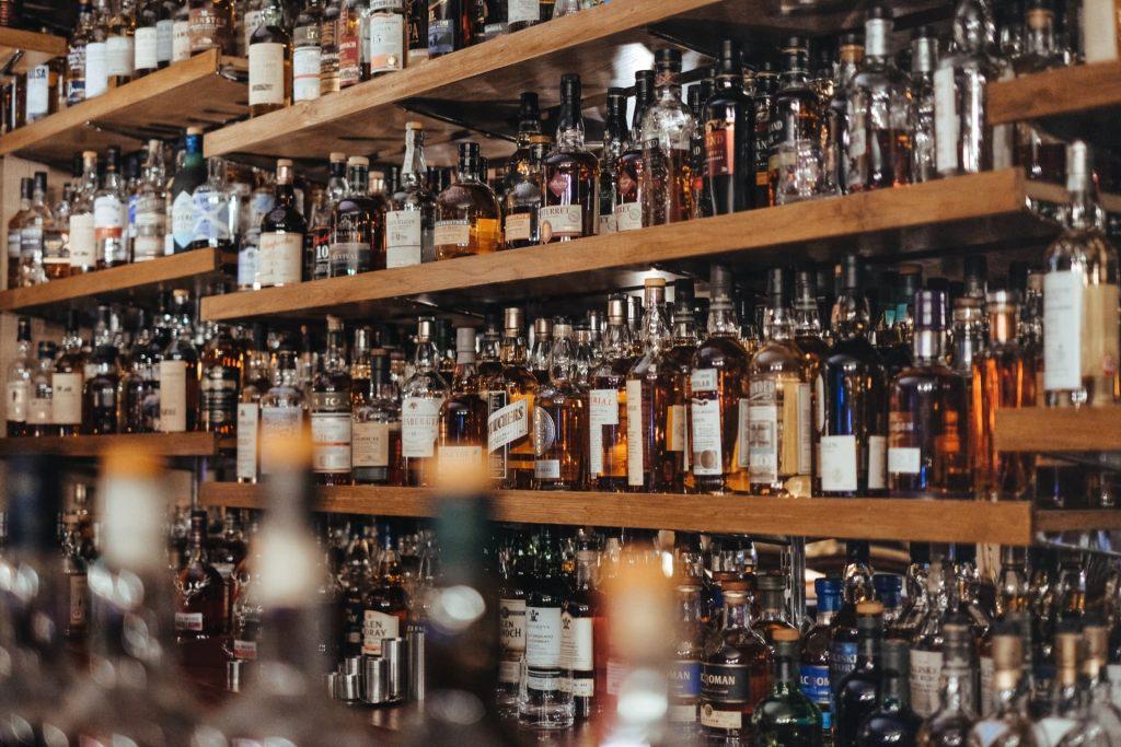 Whisky, na Escócia