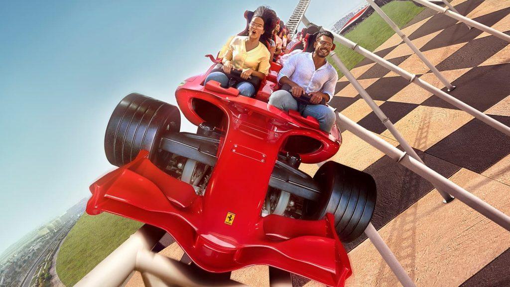 Formula Rossa - Ferrari Abu Dhabi