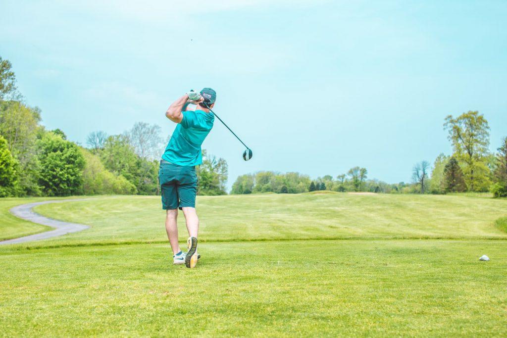 Golf é escocês