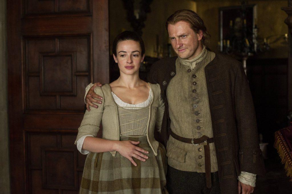 Jenny e Ian - Outlander