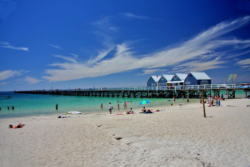 Austrália Praias