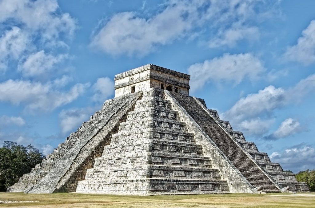 Pirâmides Astecas, México
