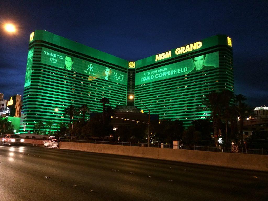 MGM Grand Cassino