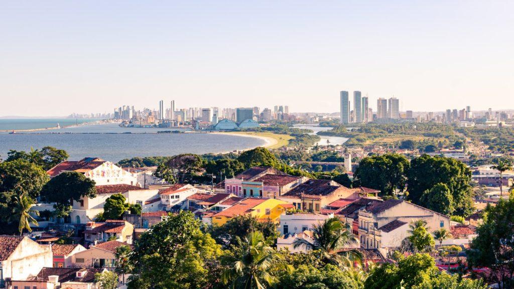 Cidade de Olinda, Pernambuco