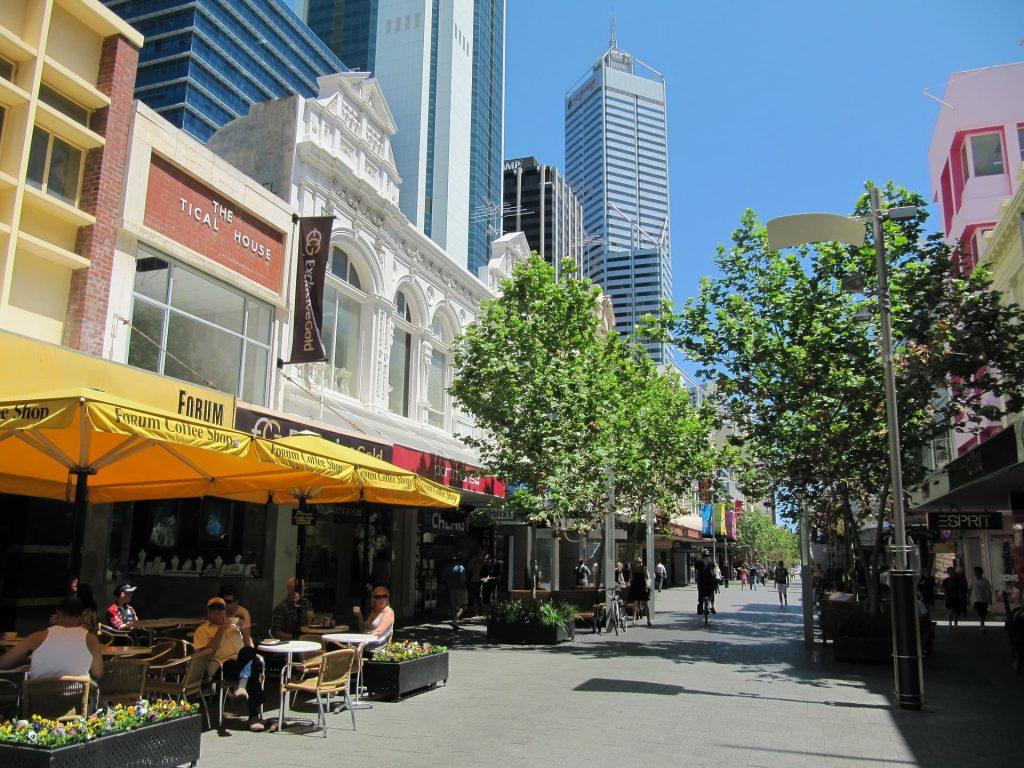 Austrália - Perth