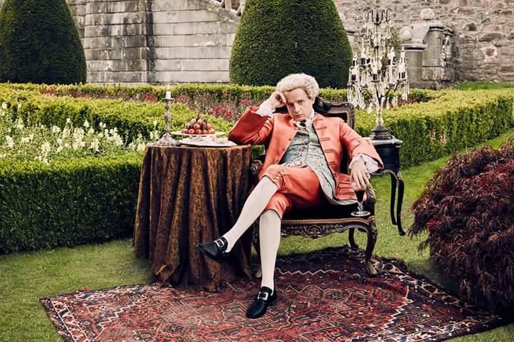 Príncipe Charles Edward Stuart - Outlander 2ª temporada