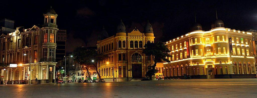 Cidade de Recife, PE