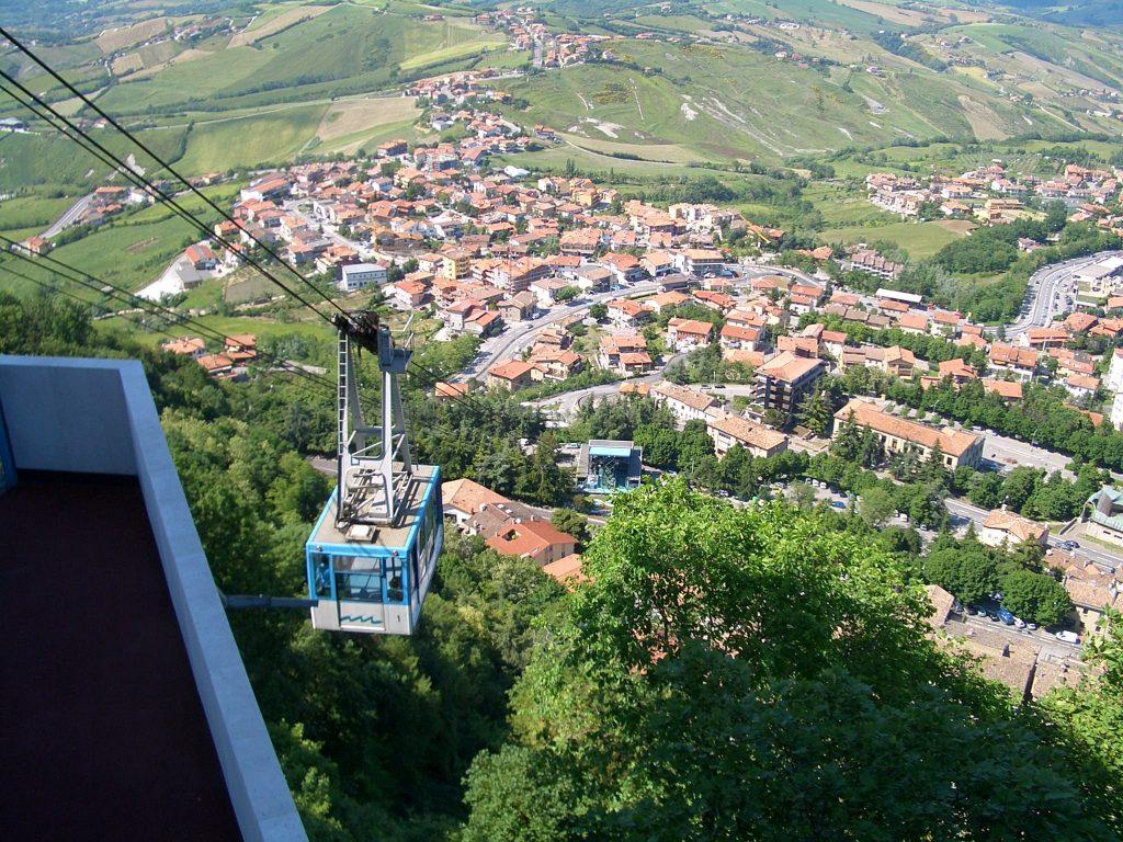 Quinto menor país do mundo: San Marino