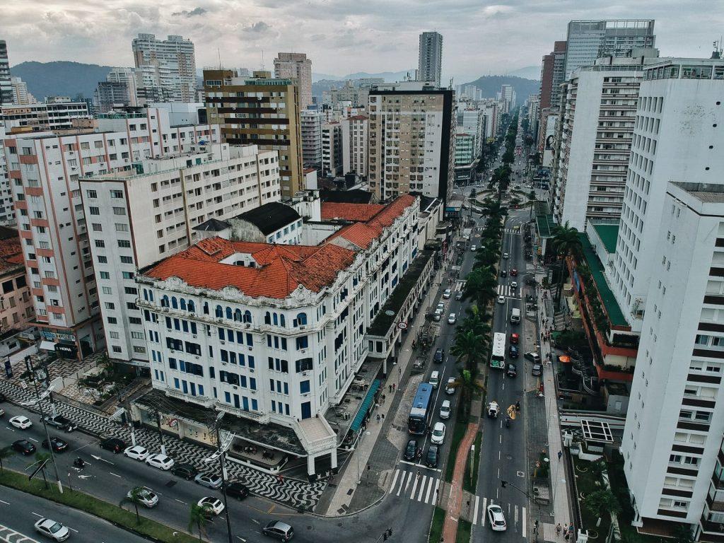 Cidade de Santos, São Paulo