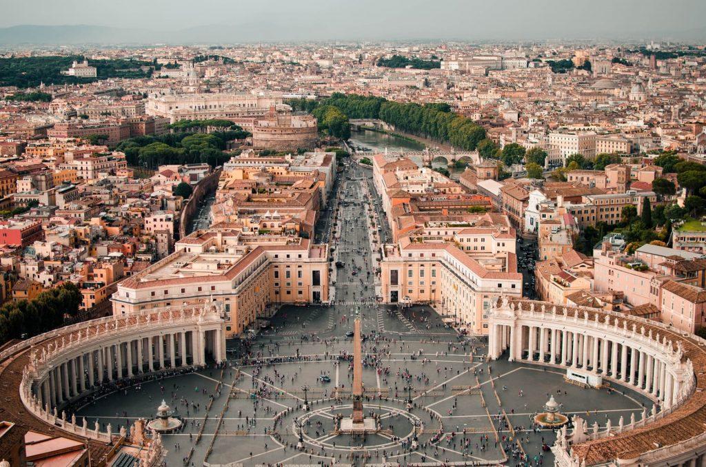 Menor país do mundo: Vaticano