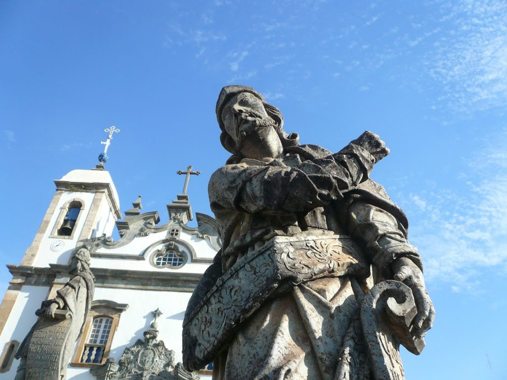 Estátua de Aleijadinho
