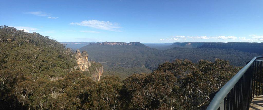 Blue Mountains, Austrália