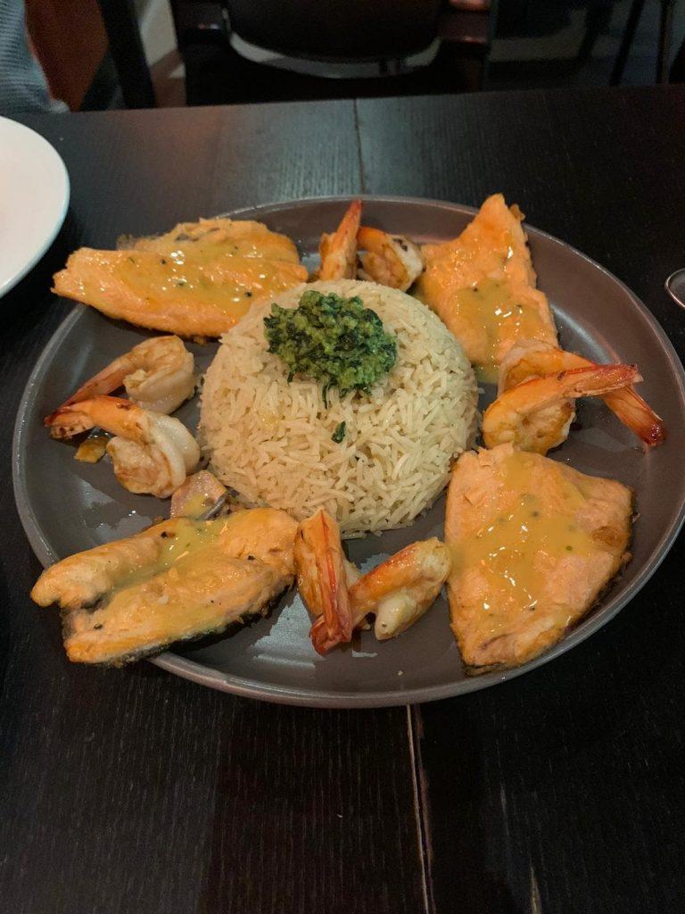 Delícias do curso de Chef