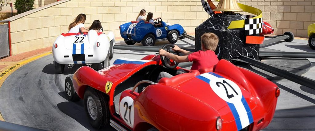 Ferrari Land Kids
