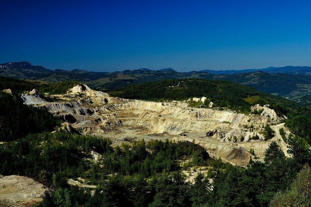 A minas de Minas Gerais