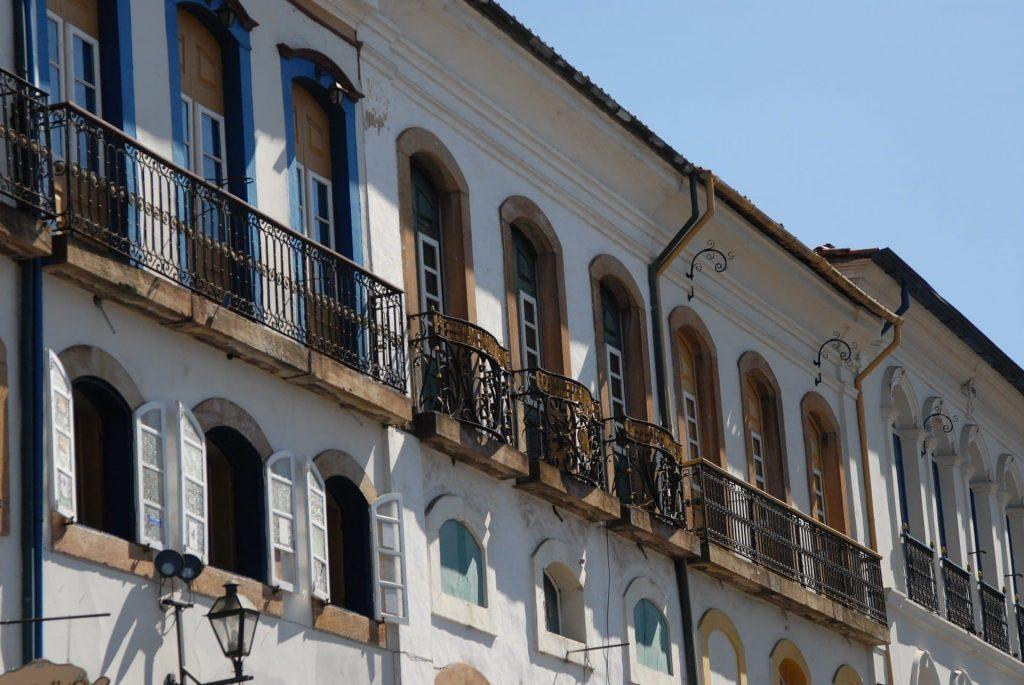 Antiga Vila Rica de Ouro Preto