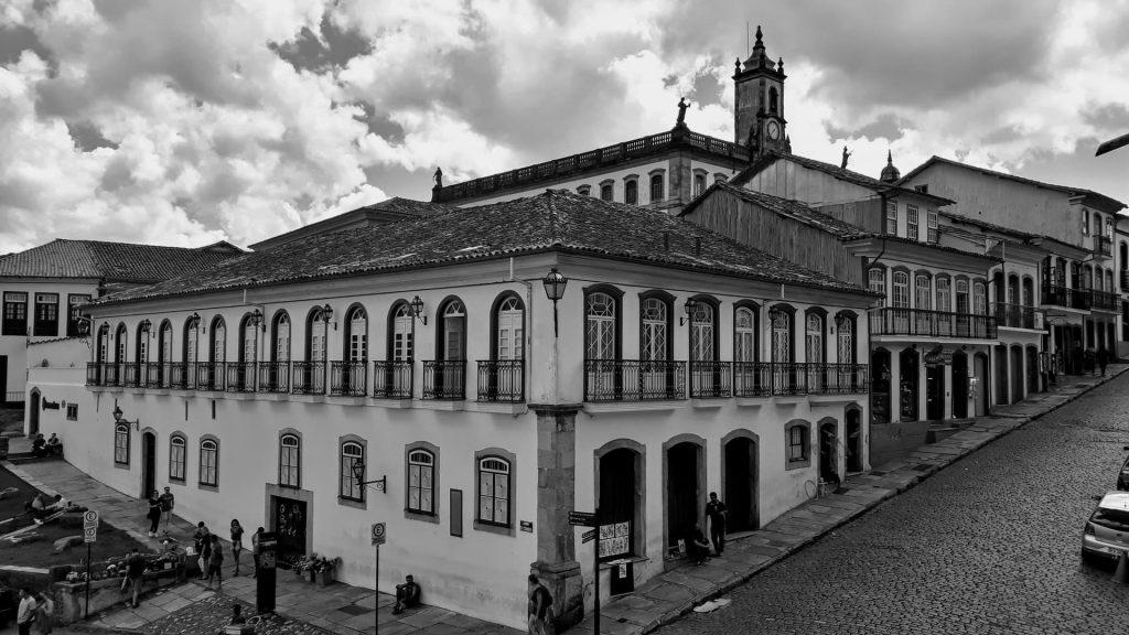 Ouro Preto a 100km de Belo Horizonte