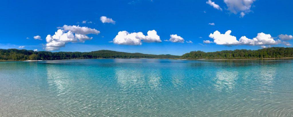 Ilha Fraser na Australia