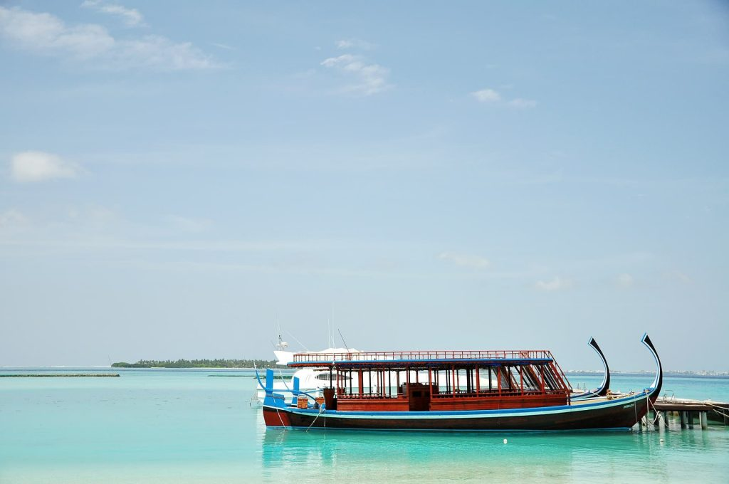 Dhonis, Ilhas Maldivas