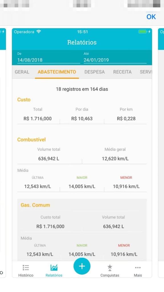 App Motorhome Drivvo