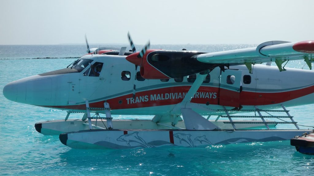Hidroavião, Ilhas Maldivas